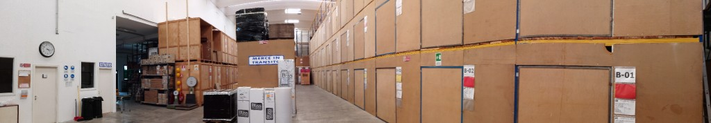deposito masserizie bliss moving & Logistics