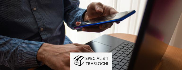 Preventivo trasloco internazionale – Specialisti Traslochi