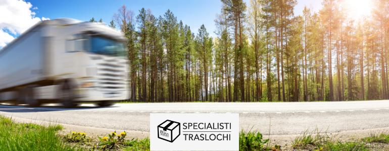 Trasloco internazionale in estate – Specialisti Traslochi