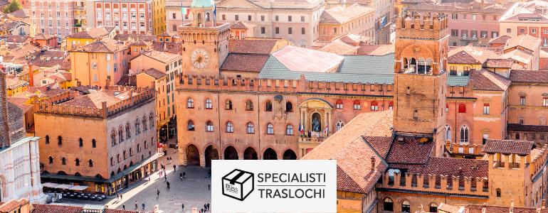 Traslochi internazionali Bologna – Specialisti Traslochi