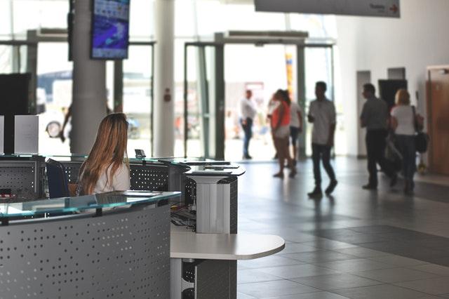 dogana australiana in aeroporto