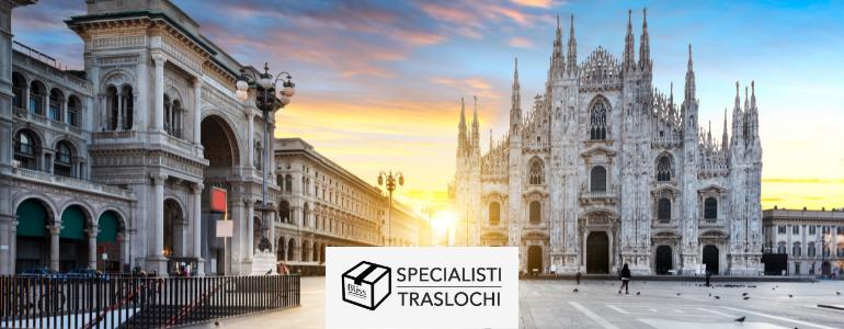 Traslochi internazionali Milano – Specialisti Traslochi
