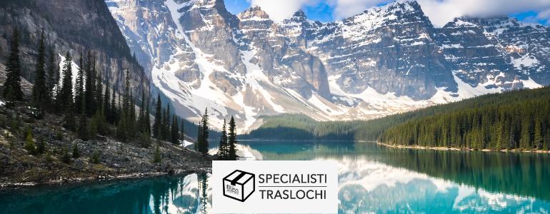Come trasferirsi in Canada, la guida – Specialisti Traslochi