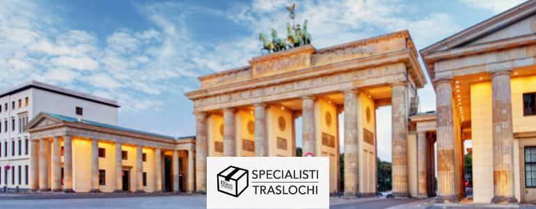 Trasferirsi in Germania – Specialisti Traslochi