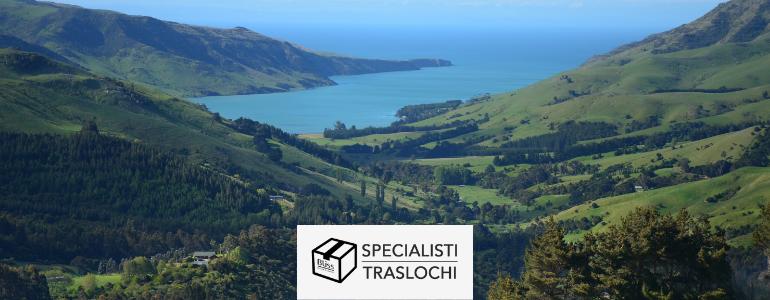 Andare a vivere in Nuova Zelanda – Specialisti Traslochi