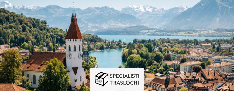 La guida per trasferirsi in Svizzera