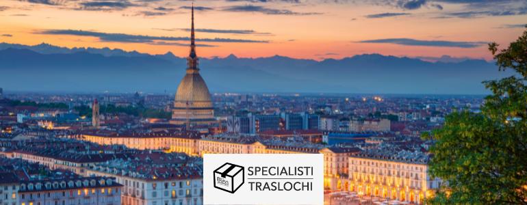 Traslochi internazionali Torino, a chi rivolgersi?