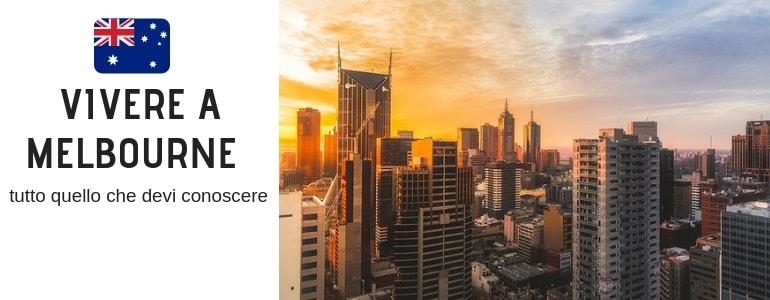 Vivere a Melbourne – Specialisti Traslochi