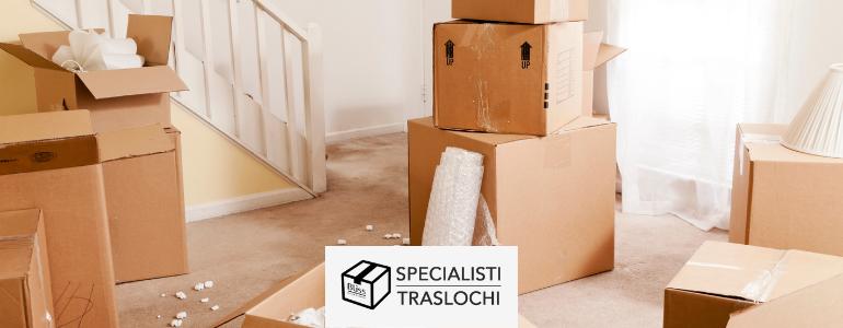 Scatole e imballaggi per traslochi – Specialisti Traslochi
