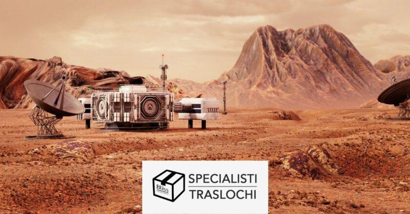 Trasloco su Marte: sogno o realtà?